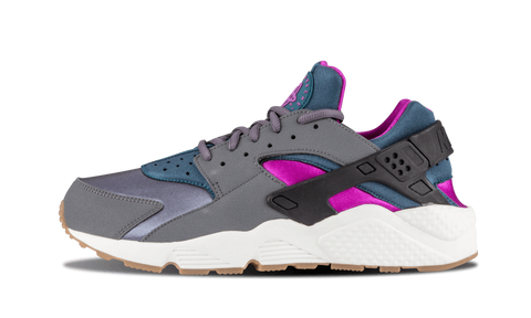 Nike Air Huarache Run Dark Grey/Teal