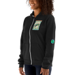 #SEATURTLELOVE Zip-Up Hoodie