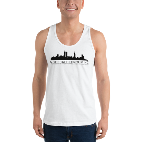Mott Street Group Inc. Classic tank top (unisex)