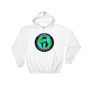 Click4Good Men's Hooded Sweatshirt