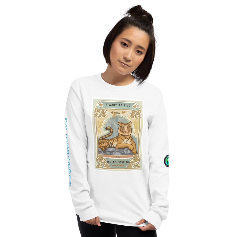 #TIGERLOVE Long Sleeve Shirt