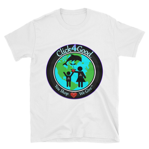 Click4Good Short-Sleeve Unisex T-Shirt