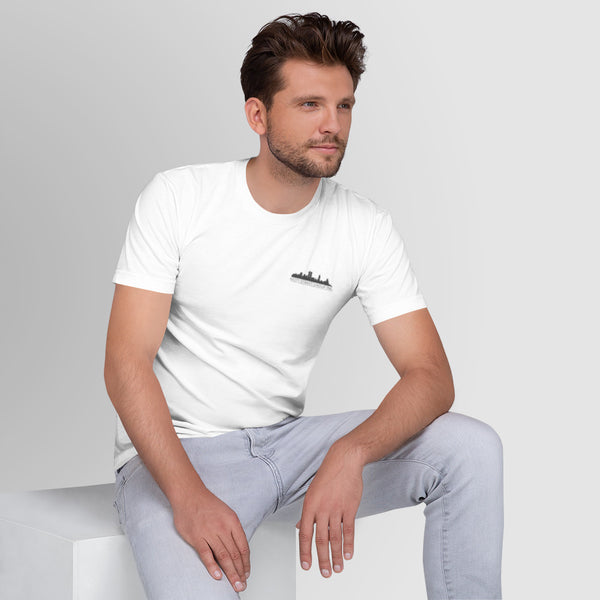 Mott Street Group Inc. Embroidered T-Shirt