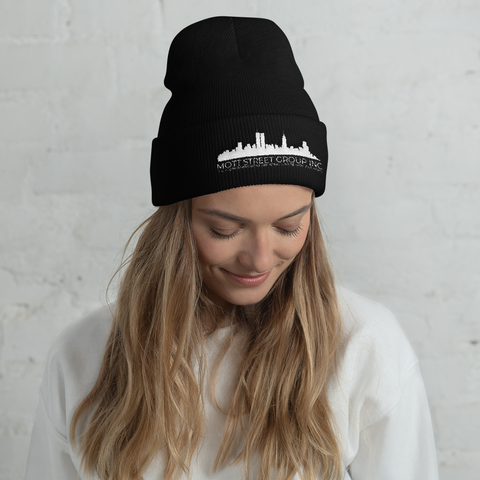 Mott Street Group Inc. Cuffed Beanie