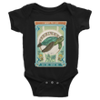 #SEATURTLELOVE Infant Bodysuit
