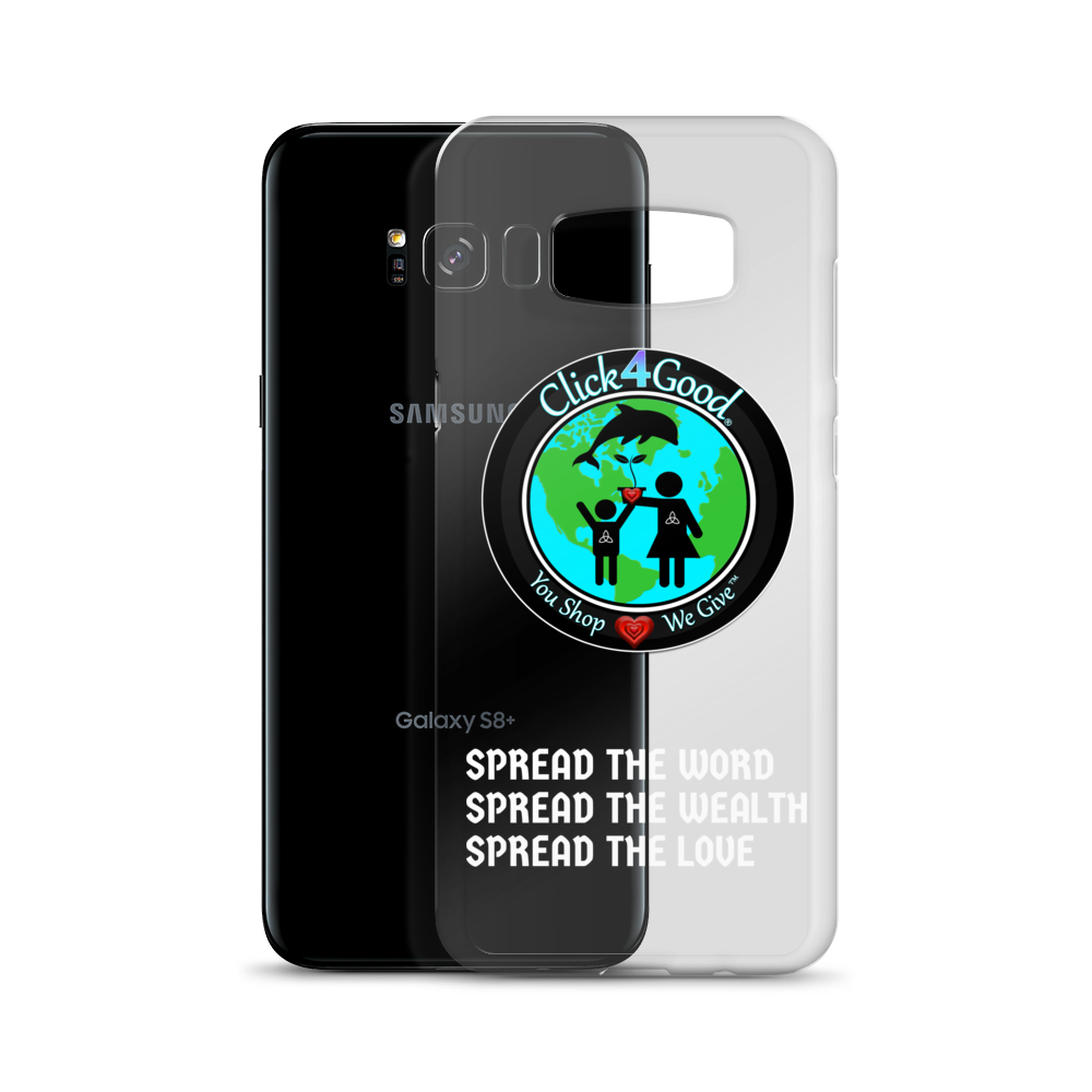 Spread The Love Samsung Case
