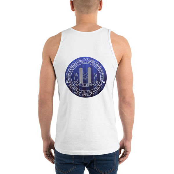 GZVF Classic Unisex Tank-Top (USA MADE)