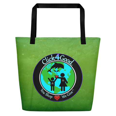 #EarthLove Beach Bag