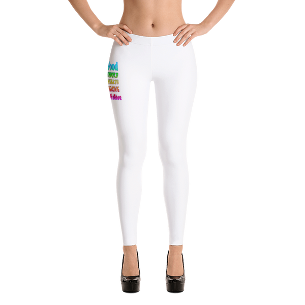 "Click4Good ""Speak"" Leggings"