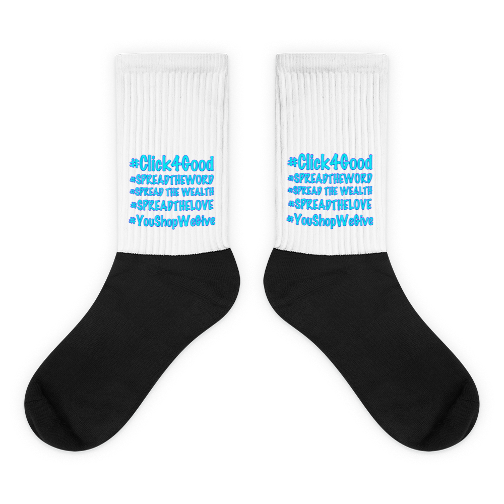 Click4Good Love Socks