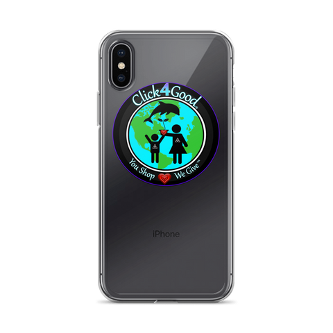 Click4Good iPhone Case