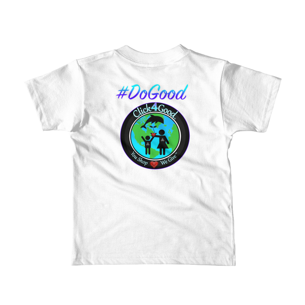 #DoGood Short Sleeve Kids TShirt (USA MADE)