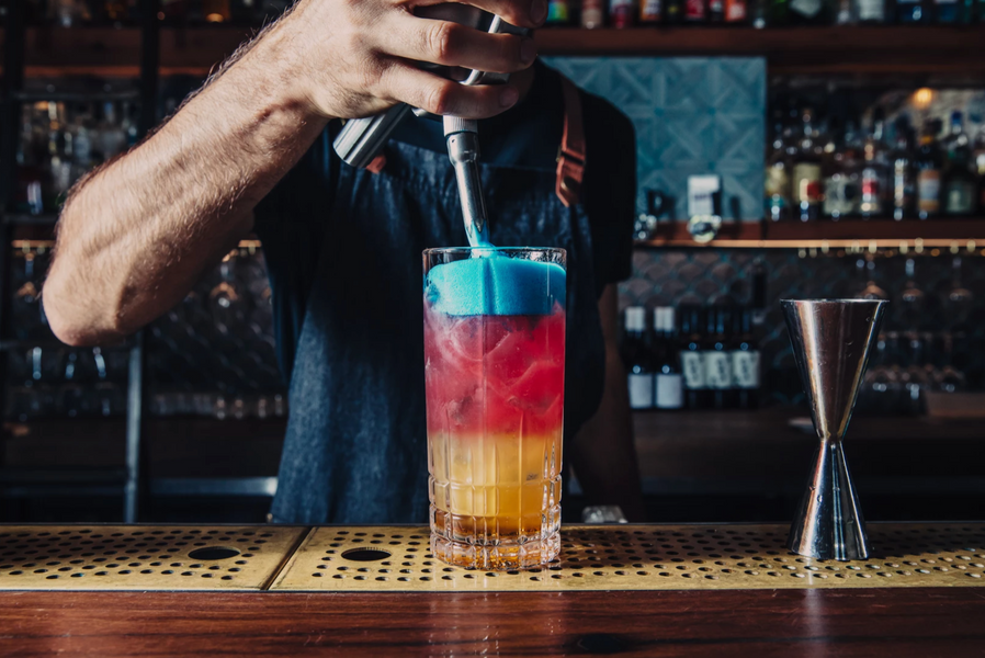 The Sustainable Bartender Turning Food Waste Into Taste