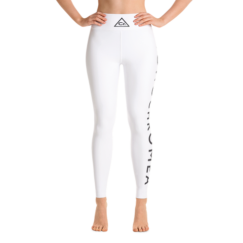 Monochromea accent logo Yoga Leggings