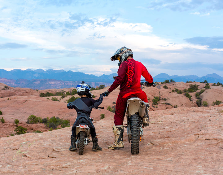 Meet the Family and how Ride Moab Industries began....