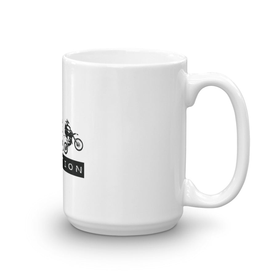 Dirt Bike Evolution Mug