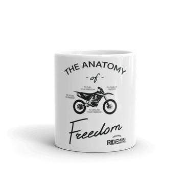 The Anatomy of Freedom Mug
