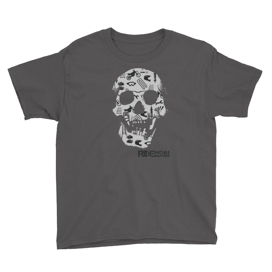 RMI Skull Youth Short Sleeve T-Shirt