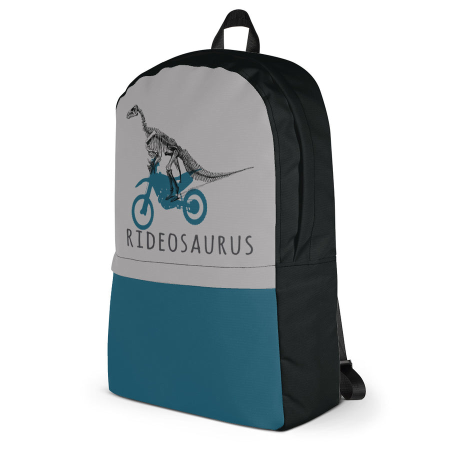 Dirt Bike Rideosaurus Backpack