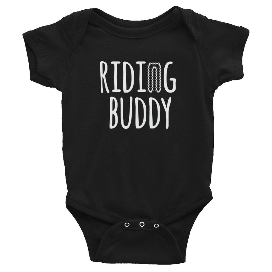 Riding Buddy Infant Bodysuit
