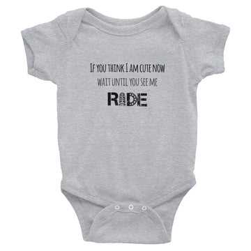RIDE Infant Bodysuit