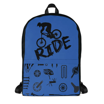 Ride Bikes Backpack
