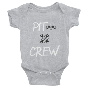 Pit Crew Infant Bodysuit
