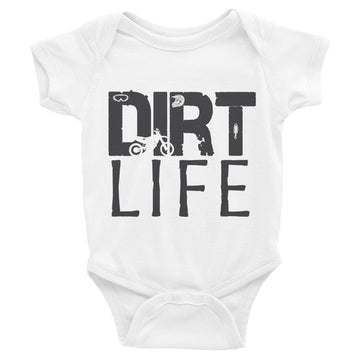Dirt Life Infant Bodysuit
