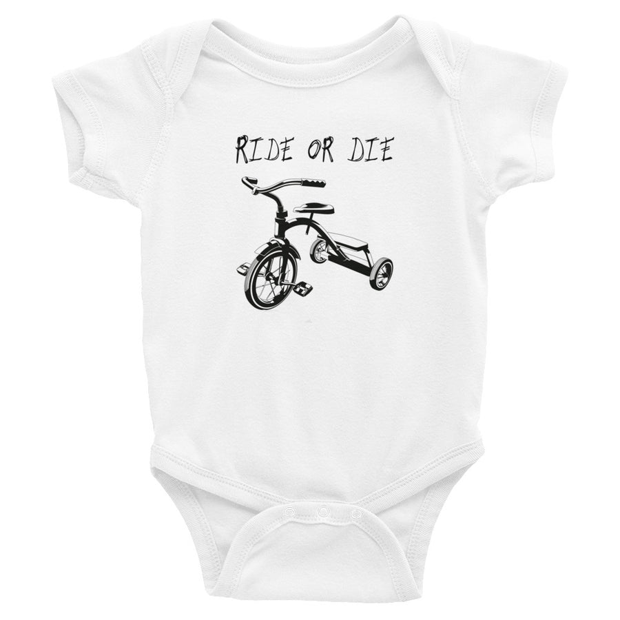 Ride or Die Infant Bodysuit
