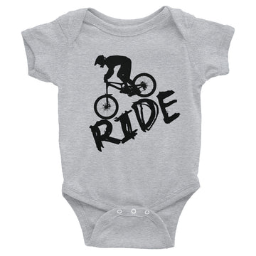 Bike Ride Infant Bodysuit