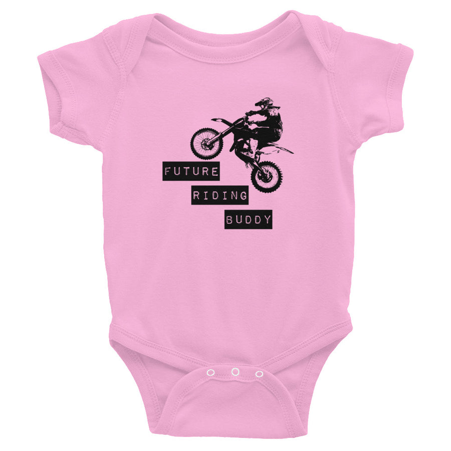 Future Riding Buddy Infant Bodysuit