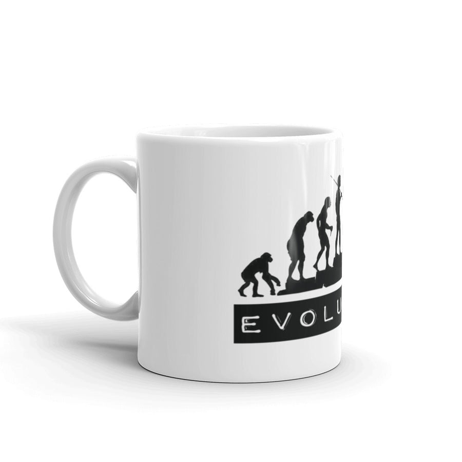 Bike Evolution Mug