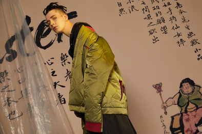 Thriving Fashion Power in China