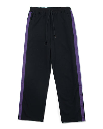 BLACK FLEECE TRACK PANTS - INXX USA