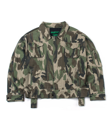 Camo Twill Jacket - INXX USA
