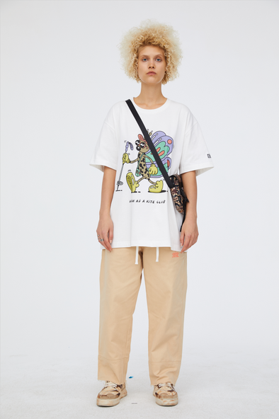 INXX Steven Harrington Butterfly T-Shirt White