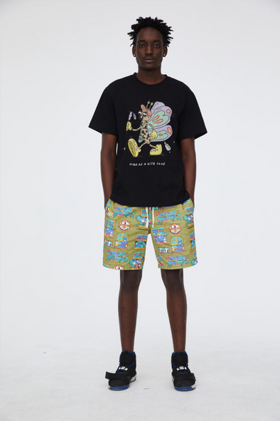 INXX Steven Harrington Butterfly T-Shirt Black