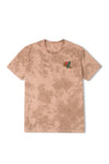 "INXX ""Grafflex"" 8bit Burger Tee Brown"