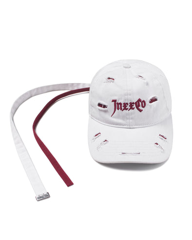 White Cap With INXX Logo - INXX USA