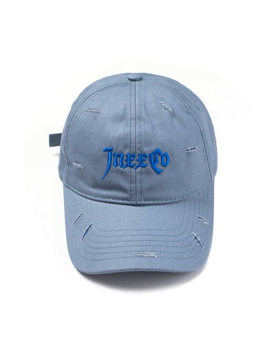 Denim Cap With INXX Logo - INXX USA