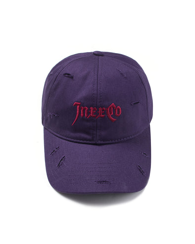 Purple Cap With INXX Logo - INXX USA