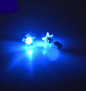 Star Light Light Up Earrings