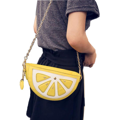 Sweet Lemon Watermelon Bag