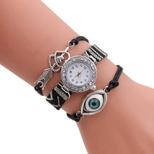 Evil Eye Bracelets and Watch
