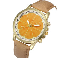 Orange Watch