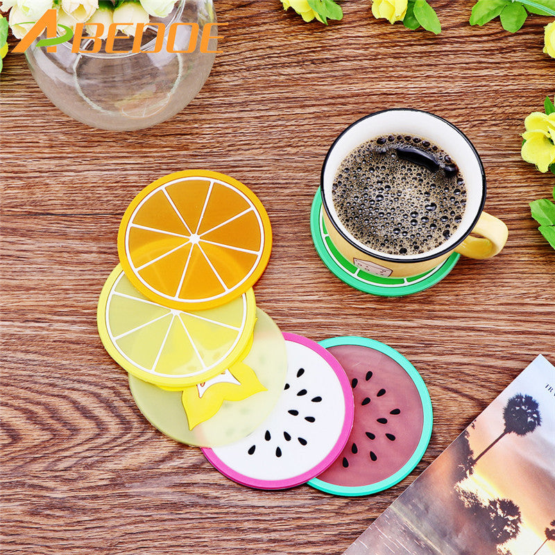 Fruit Coasters (6 pcs)