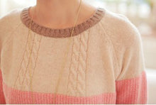 Jacquard Sweater