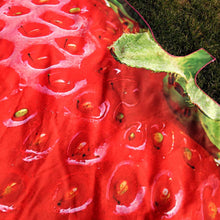 Strawberry Picnic, Yoga or Beach Mat