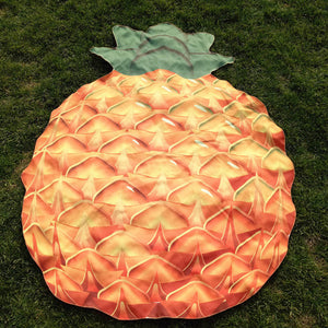 Pineapple Picnic, Yoga or Beach Mat