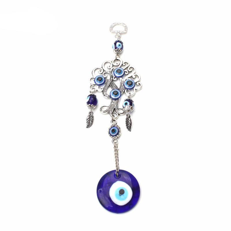Evil Eye Wall and Car Hanging Charm